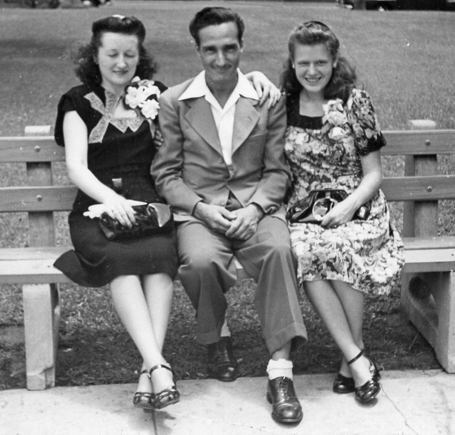 Teresa, Vincent & Muriel